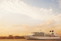 Welcome Aboard / Welcome Aboard Seabourn Cruise Line! / by Seabourn Cruise