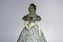 Mid-Victorian Costume