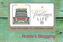 Blogging by Me! / blogging