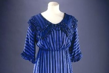 Early 20th C Costume / Up to about 1920