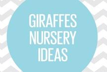 giraffes nursery decor ideas / by Yulia Vizel