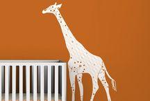 | safari & jungle nursery |