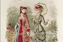 Victorian Fashion Plates