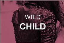Wild Child / Damsels in distressed denim and other funky finds / by Silver Jeans Co.