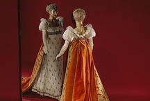 Regency Court Dress / Focusing on Napoleonic/Continental Styles