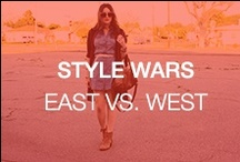Style Wars East vs. West!  / by Silver Jeans Co.