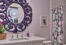 Bathrooms + Vanities / by Dana Kelman