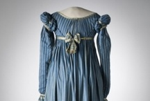 """Regency Costume: Blues and Greens / Loosely defining """"Regency"""" as mid-1790s to mid-1820s"""