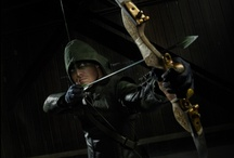 Green Arrow and Black Canary / Mostly from the Arrow TV show on The CW