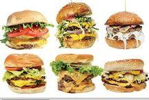 Burgers / by Socorro Wapelhorst