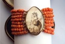 Extant Coral Jewelry / Mostly 18th C and early 19th C examples