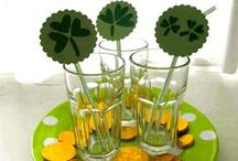 St Patrick's Day / St Patrick's Day crafts, recipes, tips and more!
