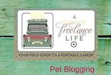 Pet-Related Topics & Pet Blogging / #dog #cat #poodle pet-centric blogging pet-related topics