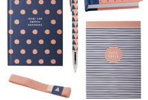 STATIONERY / Visuals for one of my greatest loves in the world