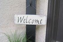 Dream Home: Entry Way / by Tiffany Gorum
