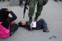 PALESTINAN TERRORISTS!!! ..... THE HUMANITY AND JUSTICE OF ISRAEL..قلبي ينزف دما