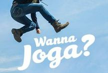 Wanna Joga? / by Silver Jeans Co.