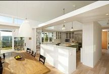Kitchen - Soffit and ceiling / by mary