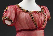 Regency Gowns Made of Net
