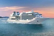 Introducing Seabourn Encore / We're excited to share with you several beautiful renderings of Seabourn Encore, our new ship launching at the end of 2016. We can't wait for her arrival!