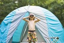 Camping Tips / The best collection of camping tips on Pinterest.  Camping tips to help with kids, bug bites, storing food, sleeping comfortably, and more.  For more camping tips visit www.savingmoneycamping.com