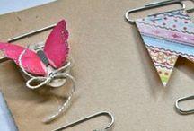 DIY and Craft Ideas / crafts, paper crafts, DIY, home decor