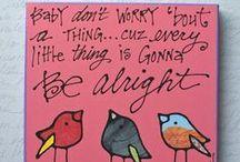 Craft Ideas / by Mindy Kelly