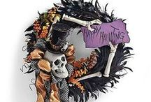 Halloween Crafting and DIY Ideas / Scrapbook pages, cards, DIY, home decor, crafts, gifts and party decoration