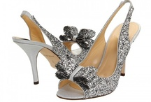Let's Shop: Wedding Shoes / Are any shoes more important than those you wear on your wedding day? #shoes #bridal #weddings