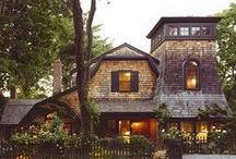 town and country home  / by Sarah Jewell