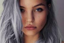 hair&makeup / by Mary Tavis
