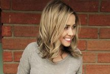All things hair / Styles, colour and cuts I like