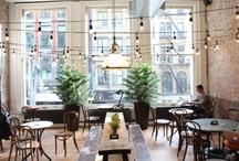 cafe life / by Alexandra Fraser