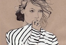 Illustrations  / by Alexandra Fraser