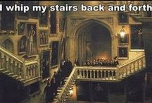 Potterhead⚡ / I love Harry Potter.  Deal with it. / by Emily Lovett