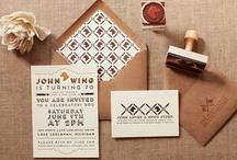 Invitations & Cards / Invitations & Cards / by Alexandra Fraser