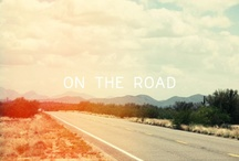 On the road… / Road trip