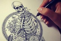 Tattoos and body art / For when I take the plunge