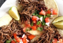 Mexican & other Ethnic foods / by Sherry Mason