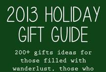2013 Holiday Gift Guide / The best #gifts for 2013. Christmas gifts, Hanukkah gifts, Just because gifts, and more. #Christmas #Hanukkah #FFGiftGuide
