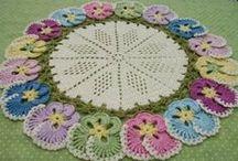Crochet - Doilies / by Rhonda Halstead