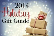 2014 Holiday Gift Guide / Shop Girl Daily's 2014 Holiday Gift Guide - Gift suggestions for everyone on your shopping list! #gifts #giftideas #shopping #giftguide