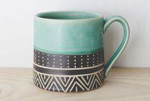 Céramique inspiration / #ceramique #poterie #potery