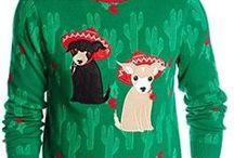 Ugly Christmas Sweaters / Ugly Christmas Sweaters