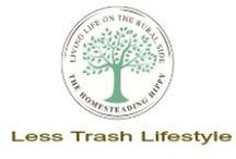 ~~HSH~~Less Trash Lifestyle / For ideas to use less plastic and create less trash.  No recipes,  please.