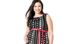 Let's Shop: Plus Size Maternity / Maternity fashions for plus size mamas-to-be #plussize #maternity