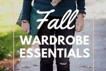 Let's Shop: Fall Fashion