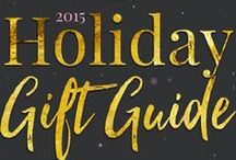 2015 Holiday Gift Guide / The best gift ideas for 2015! Gift suggestions for women, men, children, Star Wars lovers, coffee lovers, teens, college students, and more!