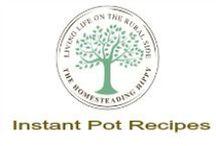 ~~HSH~~Instant Pot Recipes