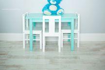 Kid's Bedrooms / Kid's bedrooms :: Nursery Ideas :: Shared bedrooms :: small spaces bedrooms / by Megan Crow